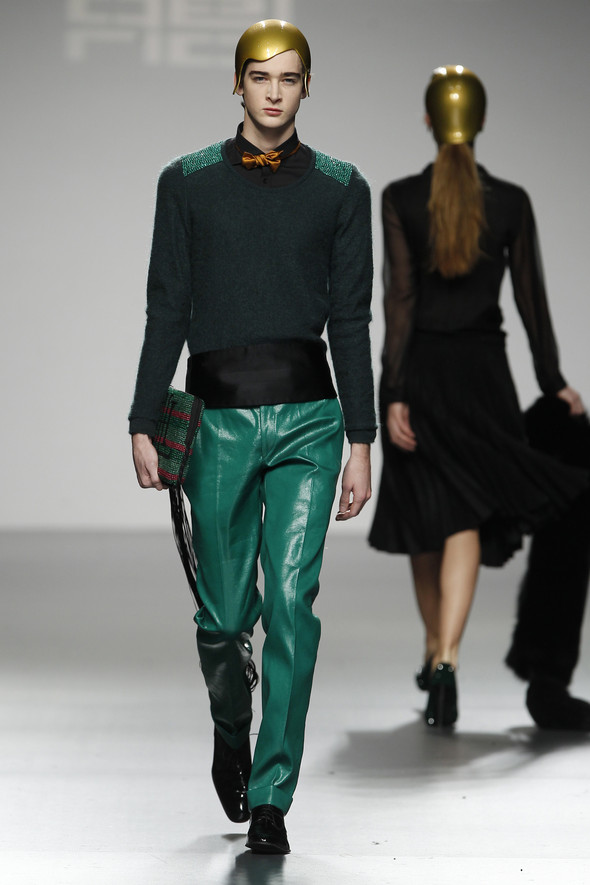 Madrid Fashion Week A/W 2012: David del Rio. Изображение № 5.