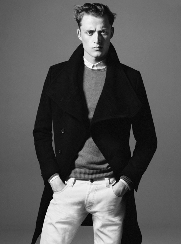 Кампания: Zara FW 2011 The Mood Men's. Изображение № 5.