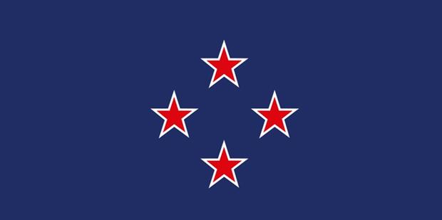 Новая Зеландия показала 40вариантов нового флага. Изображение № 31.
