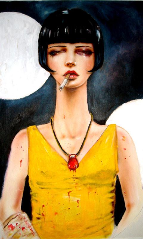 Brian M. Viveros - Американский художник. Изображение № 21.