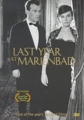 Кадр из фильма «В прошлом году в Мариенбаде». Изображение № 8.