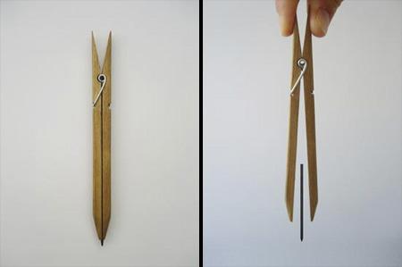 Подборка самых необычных и уникальных карандашей. Изображение № 6.