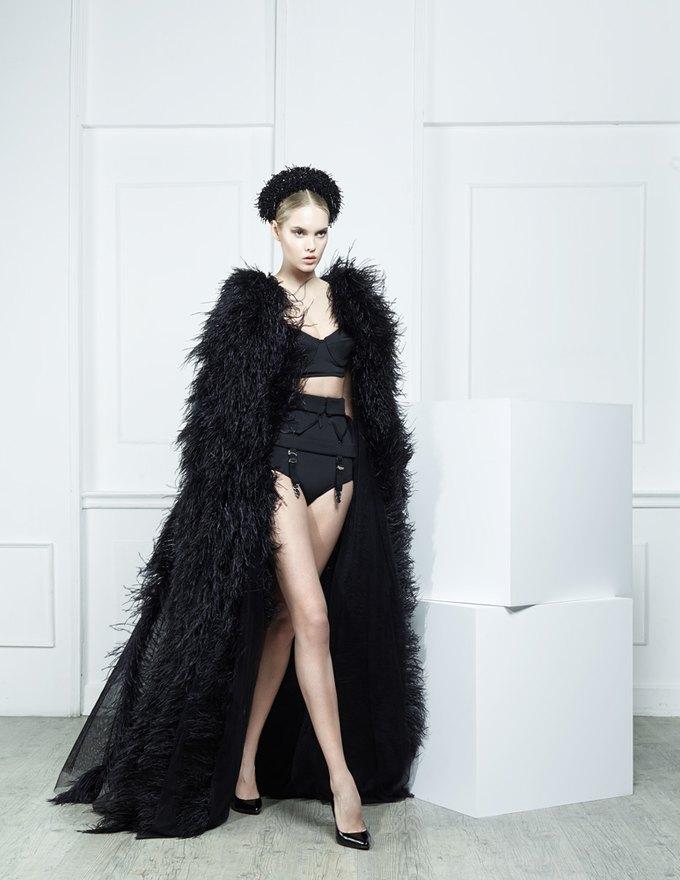 Российская марка Bohemique выпустила новую коллекцию. Изображение № 26.