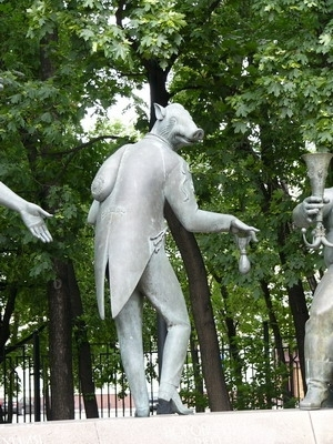 ДЕТИ – ЖЕРТВЫ ПОРОКОВ ВЗРОСЛЫХ М. М. ШЕМЯКИН. Изображение № 12.