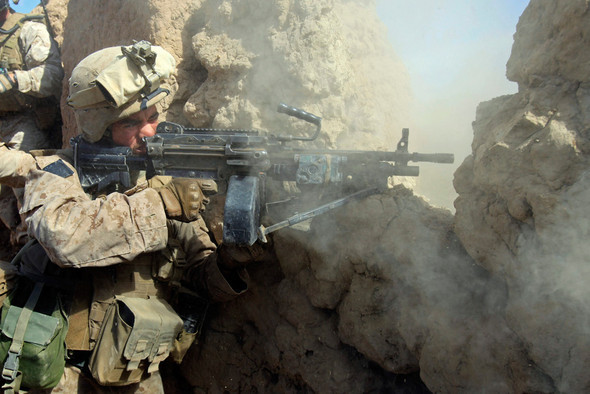 Афганистан. Военная фотография. Изображение № 30.