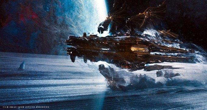 Художник «Восхождения Юпитер» выложил концепты к фильму. Изображение № 22.