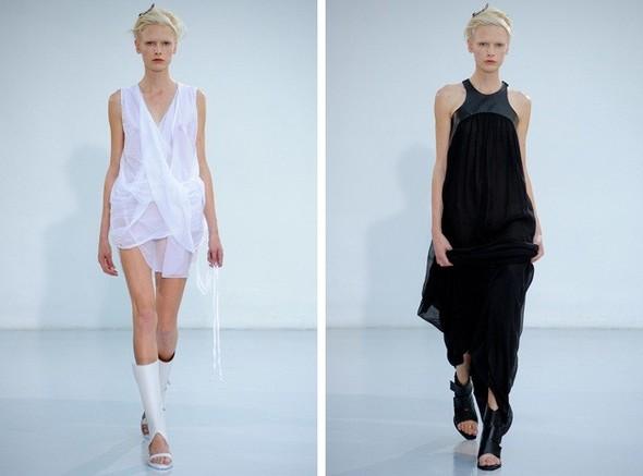 Показы Paris Fashion Week SS 2012: День 2. Изображение № 14.