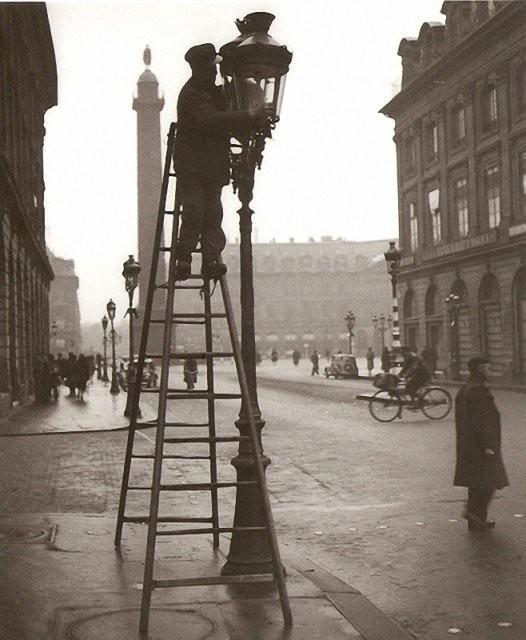 Фотографии старого Парижа. Изображение № 16.