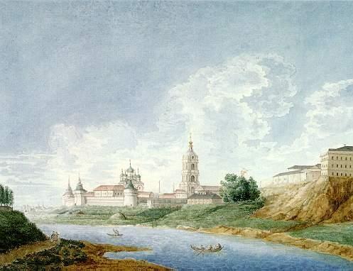 Москва свозь столетия. Изображение № 21.