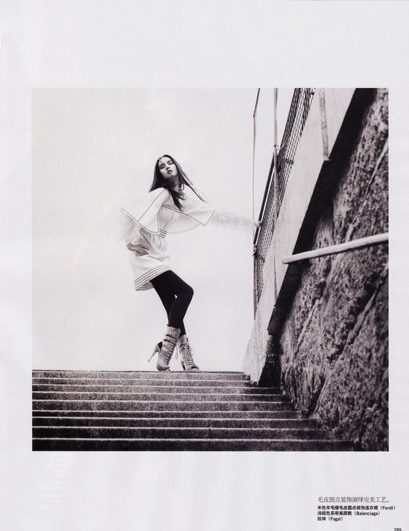 China Vogue January 2008. Изображение № 11.