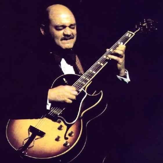 Joe Pass - Jazz Guitar Genius. Изображение № 1.