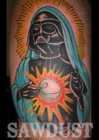 INK IT UP : Star Wars Tattoos. Изображение № 7.