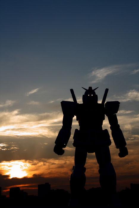 Гигантские человекоподобные роботы ужездесь!. Изображение № 12.