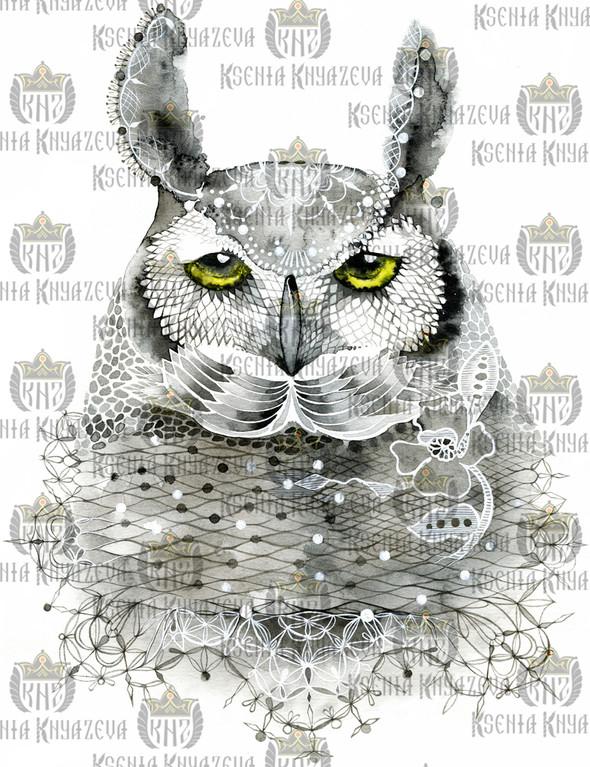 Preview коллекции Весна-Лето 2012 by Ksenia Knyazeva. Изображение № 30.