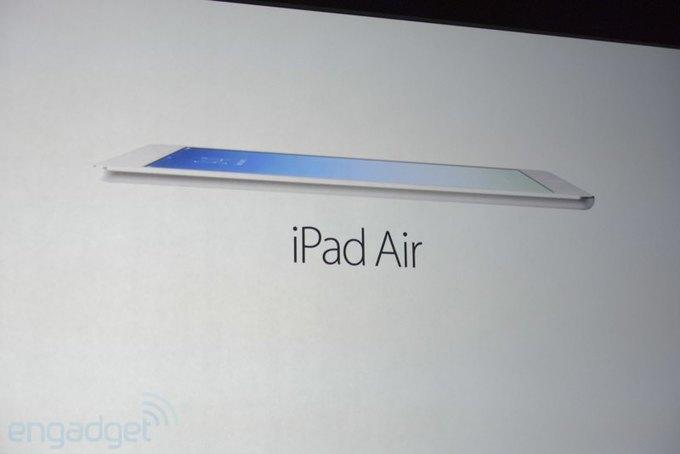 Трансляция: Apple представляет новые iPad и другие продукты. Изображение № 11.