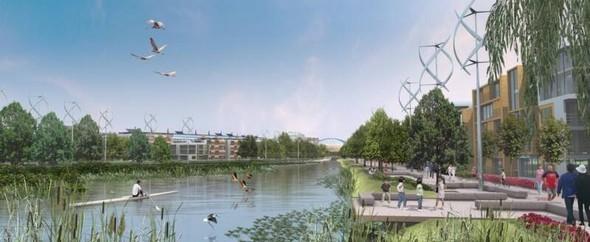 Органичный город – город 21 века. Изображение № 38.