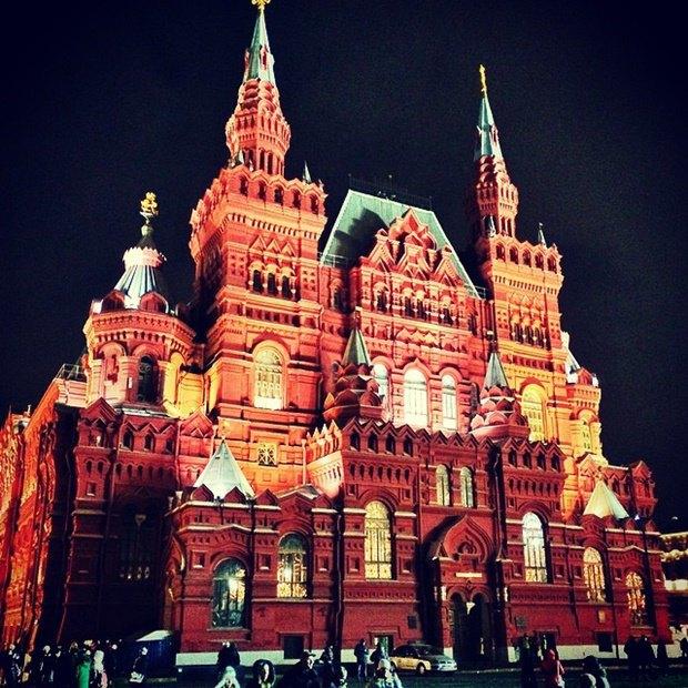 7. Красная Площадь, Москва, Россия. Изображение № 7.