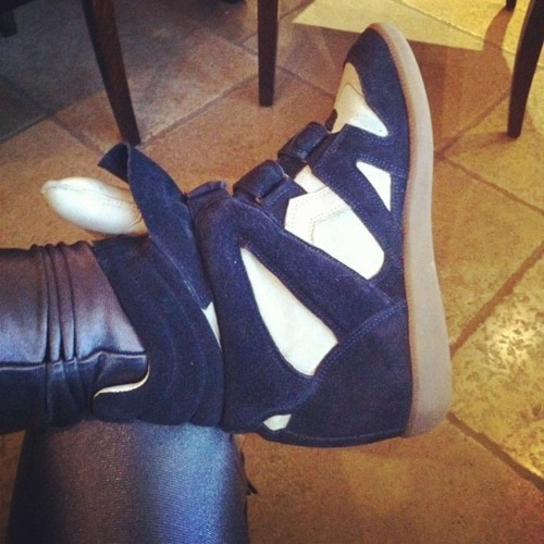 Isabel Marant Sneakers. Изображение № 9.