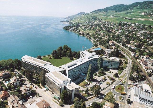 Штаб-квартира Nestlé в Швейцарии. Изображение № 1.