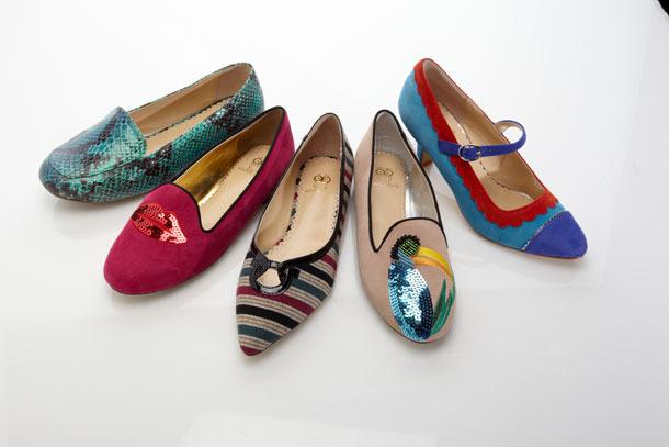 Айрис Апфель выпускает коллекцию обуви. Изображение № 1.