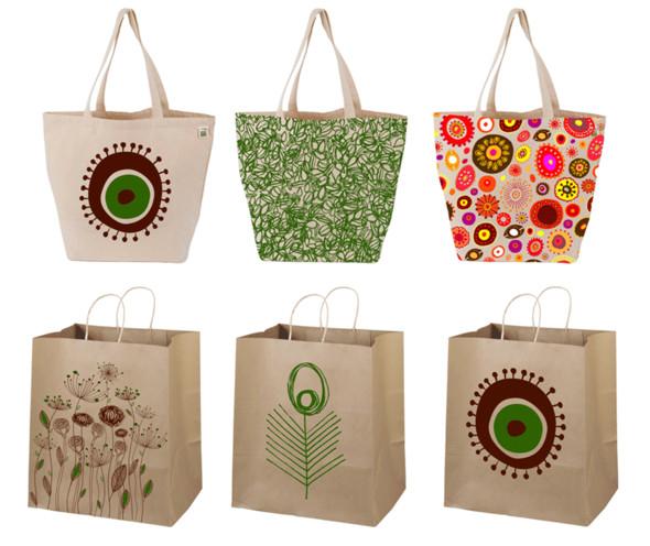 Изображение 6. Ecological shop promotion.. Изображение № 7.