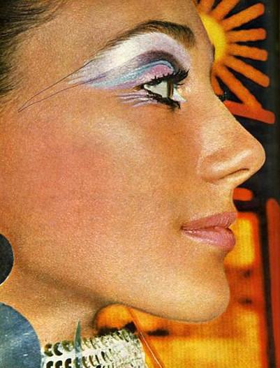 Изображение 42. Мода 60х: макияж.. Изображение № 42.