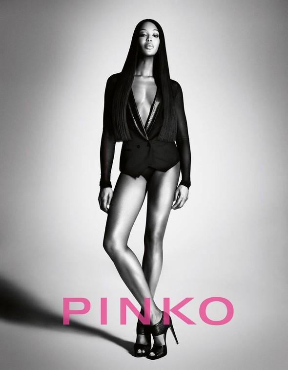 Кампания: Наоми Кэмпбелл для Pinko SS 2012. Изображение № 6.