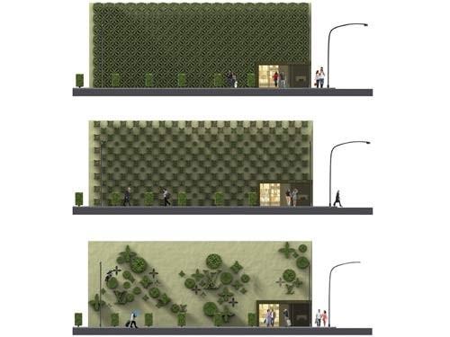 Диалог с природой: вертикальные сады. Изображение № 26.