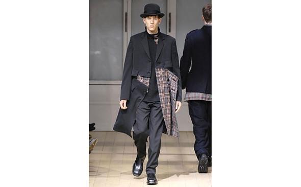 Японский вклад в haute couture. Изображение № 44.