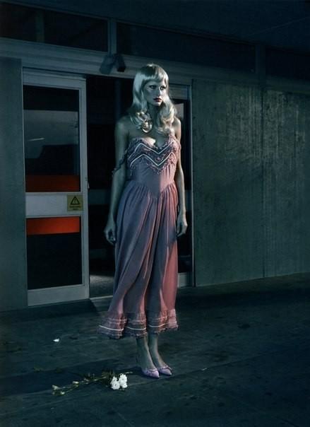 Архивная съёмка: Жизель Бундхен в фотосессии Мерта Аласа. Изображение № 6.