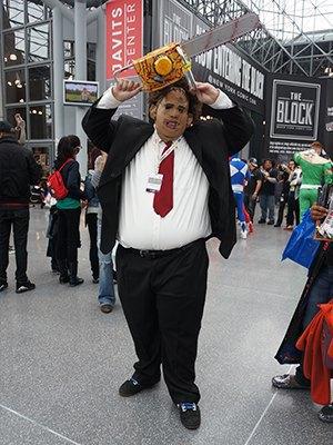 Как прошёл гик-фестиваль NYC Comic-Con  в Нью-Йорке. Изображение № 31.