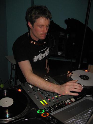 Jeff Milligan в Питере 8 января. Изображение № 1.