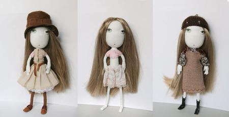 Takiyaje doll. Изображение № 9.