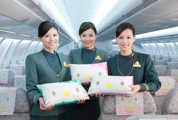Самолет Hello Kitty. Изображение № 6.