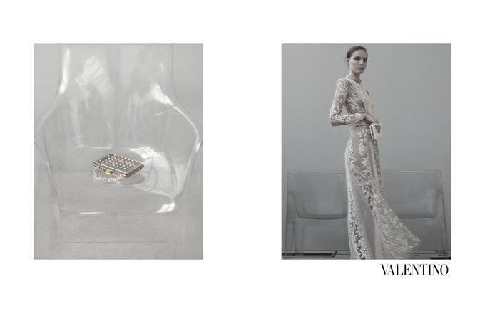 Семидесятидвухлетняя Сара Мун сняла кампанию Valentino. Изображение № 8.