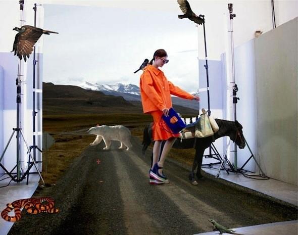 Изображение 15. Prada Fantasy Lookbook SS 2011.. Изображение № 16.