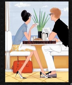 Jordi Labanda – иллюстратор современной жизни. Изображение № 11.