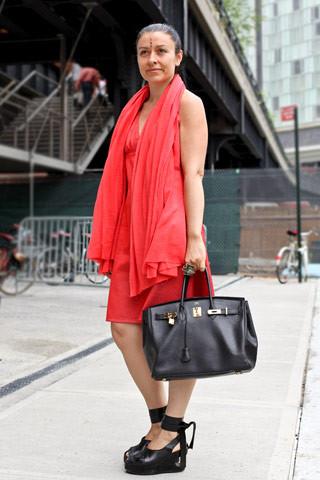 Street style изНью-Йорка. Изображение № 3.