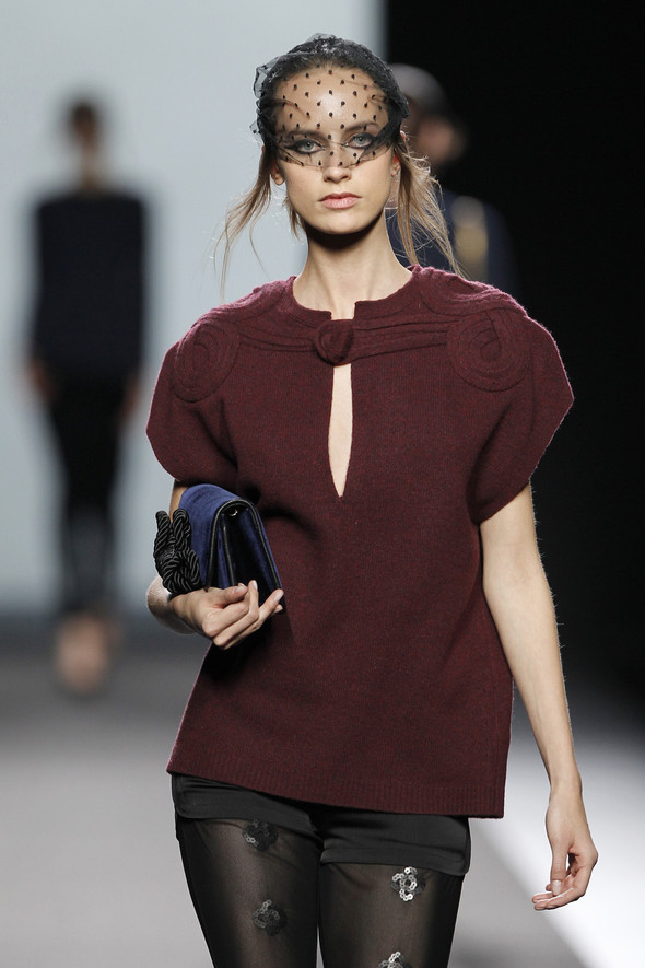 Madrid Fashion Week A/W 2012: Miguel Palacio. Изображение № 19.