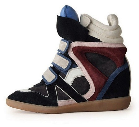 Isabel Marant Sneakers. Изображение № 2.