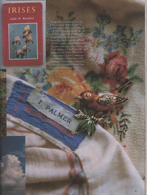 Архивная съёмка: Тим Уокер для Vogue, 1996. Изображение № 8.