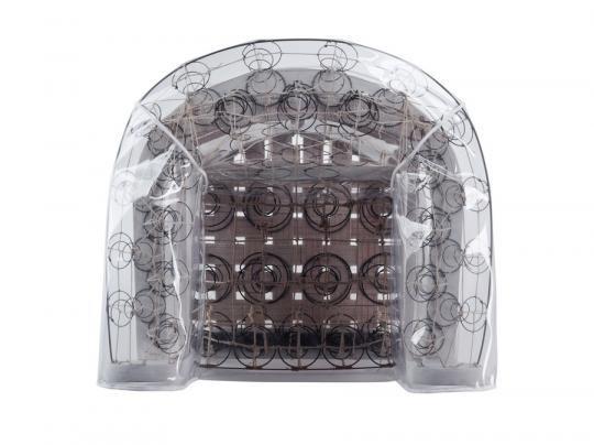 Прозрачная мебель от Poltrona Frau. Изображение № 2.