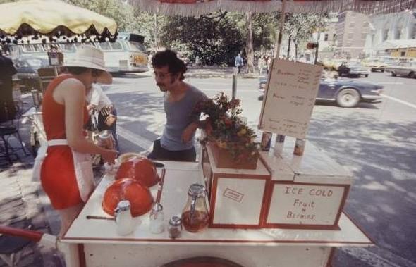 Хиппи-рынок в 70-е. Изображение № 4.