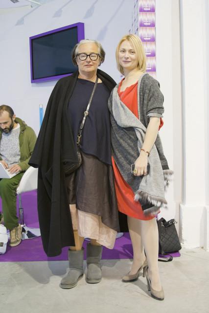 Фотоотчет о семинаре Лидевью Эделькорт в Киеве. Изображение № 25.
