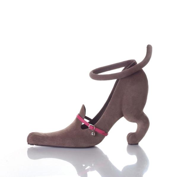 Footwear design от Kobi Levi. Изображение № 18.