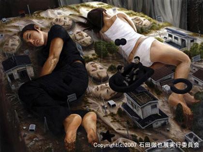 Творчество японского сюрреалиста Tetsuya Ishida. Изображение № 17.
