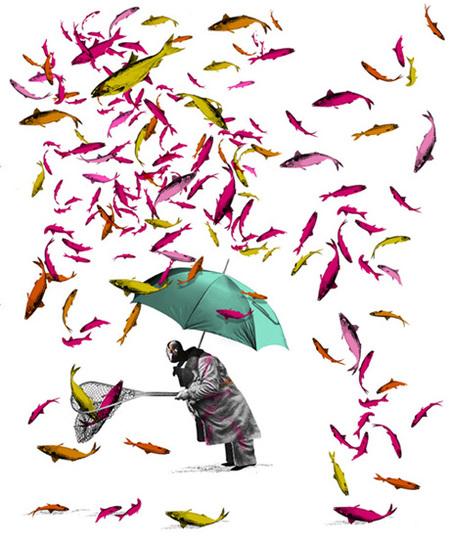 Юношеский Сюрреализм – Иллюстрации Брэтта Райдера. Изображение № 8.