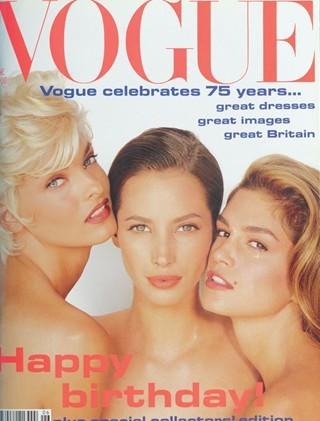 Калейдоскоп обложек Vogue. Изображение № 46.