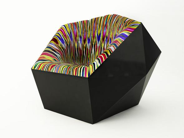 Cинтезе культур- удобное кресло в стиле фьюжн (fusion). Изображение № 4.