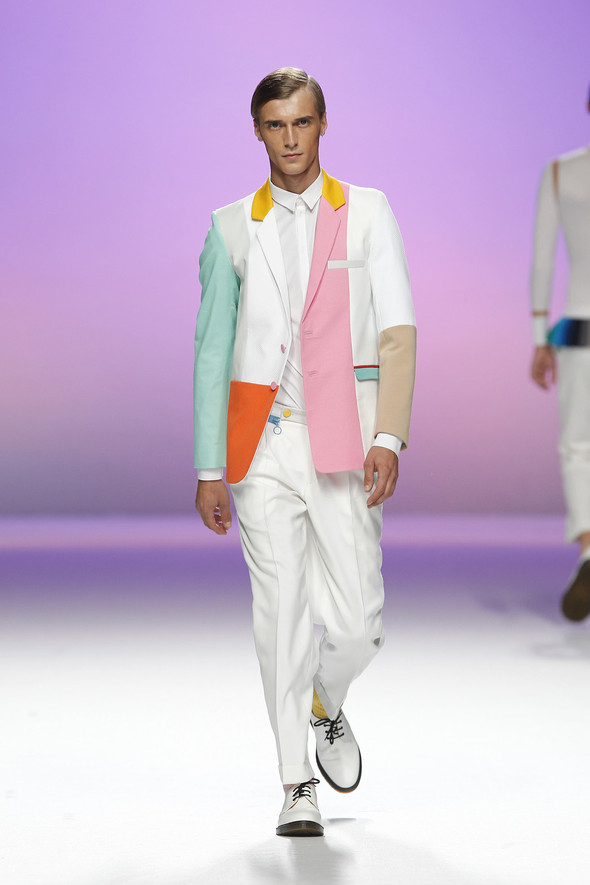 Madrid Fashion Week SS 2012: Davidelfin. Изображение № 29.